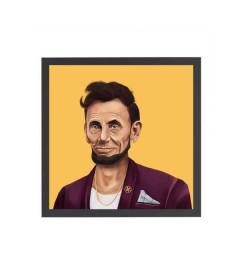 Tableau Abraham Lincoln par Amit Shimoni
