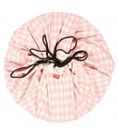 Diamond Pink - Sac de Rangement de Jouets
