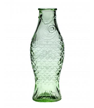 Serax Carafe Poisson Verte transparent 1 Litre