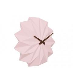Horloge Karlsson Origami Rose