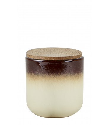 Bougie Parfumée + Couvercle Sweet Wood