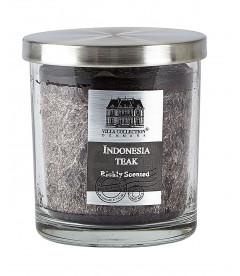Bougie Parfumée Indonesia Teck