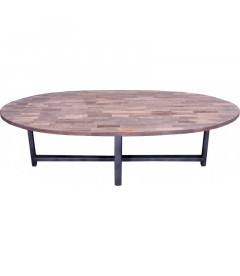 Table de Salon Ovale Monts