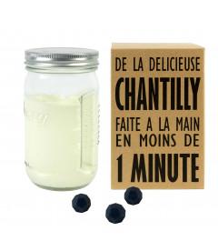 Cookut Shaker à Chantilly