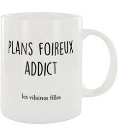 Mug Plan Foireux Addict