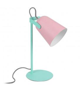 Lampe Mezzo Rose Orientable Pieds Vert