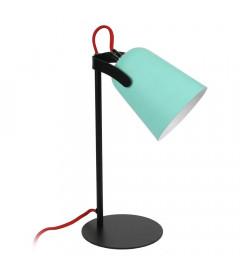 Lampe Mezzo Verte Orientable Pieds Noir