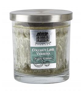 Bougie Parfumée Verveine de Citron Vert & Noix de Coco