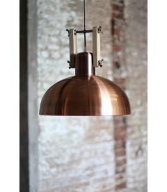 Lampe Suspendue Dexter Cuivre Brosse