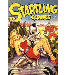 Affiche Startling Comics 3