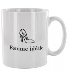 Mug Femme Ideale
