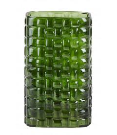 Vase Dark Green 20cm
