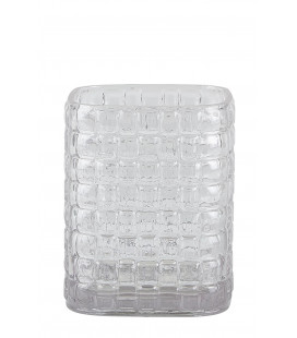 Vase Clear 15cm