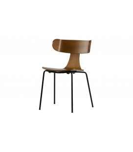 Chaise Form Marron