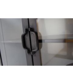 Cabinet en Fer Bon Style d'Usine H123 cm