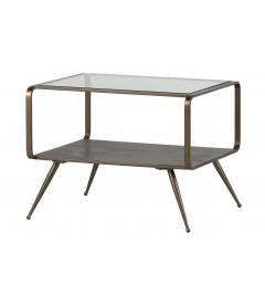 Table d'Appoint Fancy Laiton Antique