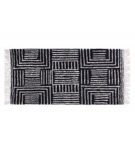 Tapis de Salon Malia Noir 120/180 cm