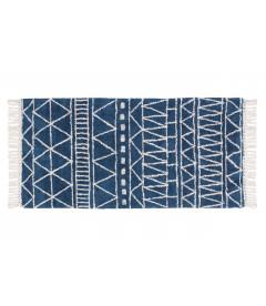Tapis de Chambre / Couloir Alta Bleu 70/140 cm