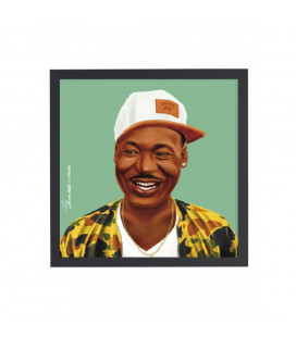 Tableau Martin Luther King par Amit Shimoni