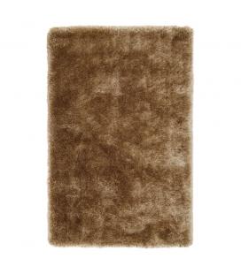 Tapis Meget Tyk Brown 200 X 140 X Fil 6.5 cm 100 % Polyester