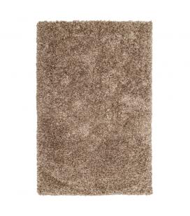 Tapis Midler Tyk Brown 300 X 200 X Fil 4.5 cm 100 % Polyester