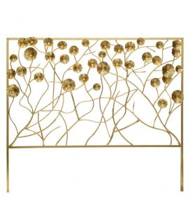 Tête de lit Gold Flower