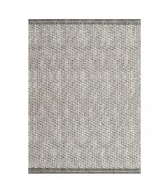 Tapis XL Shade Gris Coton (290x200cm)