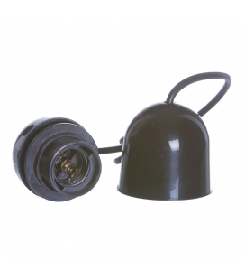 Câble Suspension PVC Noir