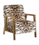 Fauteuil Tigre Or