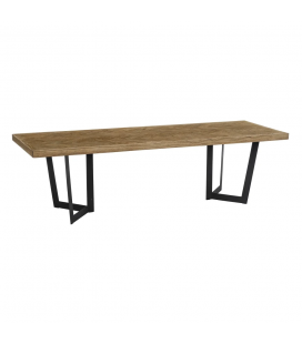 Table A Manger Cantine Teck 300cm