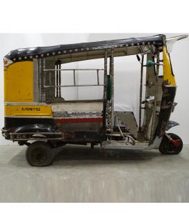 TUK TUK Taxi - Uniquement Décoratif