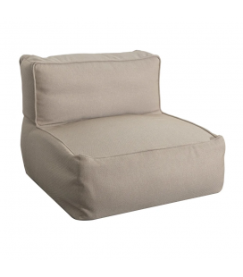 Modulable Droit Gissele Taupe Outdoor
