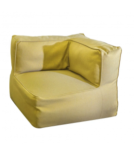 Modulable Coin Gissele Jaune Moutarde Outdoor