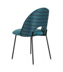 Chaise Curva Bleu