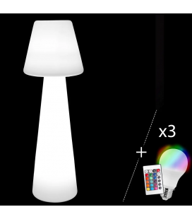Lampe Bossa + Équipée 150 cm Outdoor
