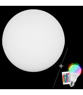 Lampe Boule + Ampoule LED Ø40 cm Outdoor