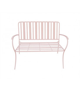 Banc Lines Rose - Outdoor Leitmotiv