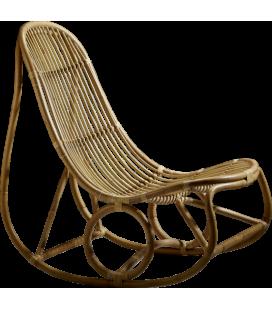 Rocking Chair Naturel Nanny by Nanna Ditzel