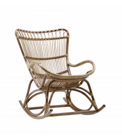 Rocking Chair Antique Monet by Sika-Design
