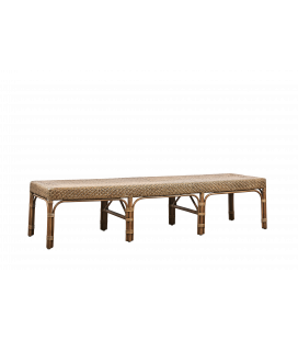 Banc Luis Rotin Antique Sika-Design