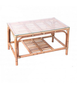 Table Basse Soli Rotin
