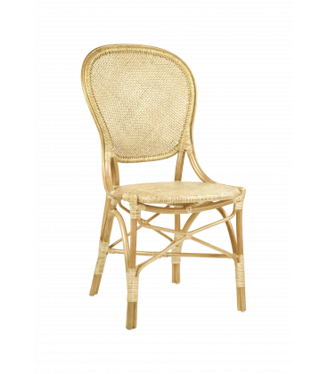 Chaise Rossini Naturel Sika-Design