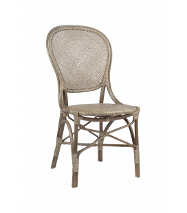 Chaise Rossini Taupe Sika-Design