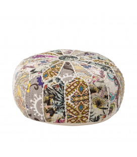 Pouf Gert Multi-color Bloomingville