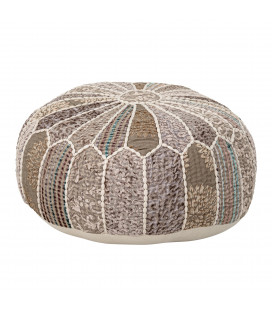 Pouf Gwen Multi-color Bloomingville