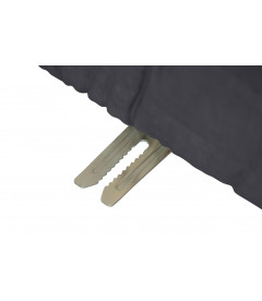 Canapé Bag Angle Connectable Anthracite