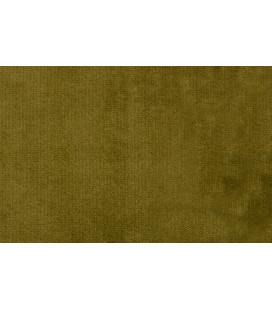 Canapé Chaise Longue Rodéo Gauche Velvet Vert Olive