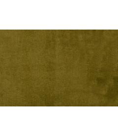 Canapé Chaise Longue Rodéo Droite Velvet Vert Olive
