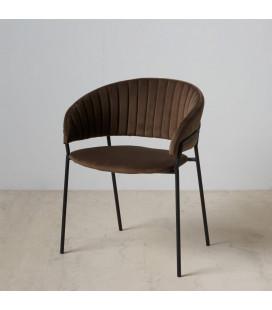 Lot de 2 Chaises Formato Café