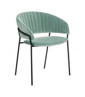 Lot de 2 Chaises Formato Vert